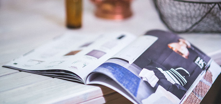 Image of magazine, Printing In Los Angeles, Perfect Image Printing