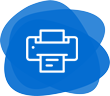 Icon of a printer , Printing in Los Angeles, Perfect Image Printing