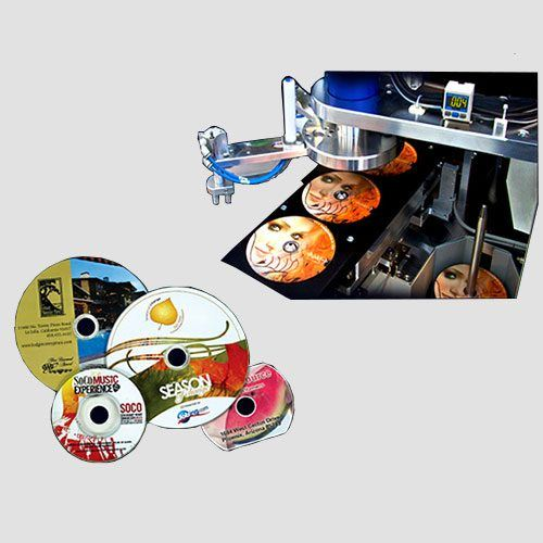 Image of CD& DVD prints , CD&DVD Printing, Perfect Image Printing