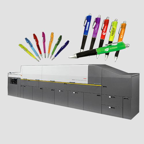 Image of printed pens display, Printed Pen, perfect Image Printing