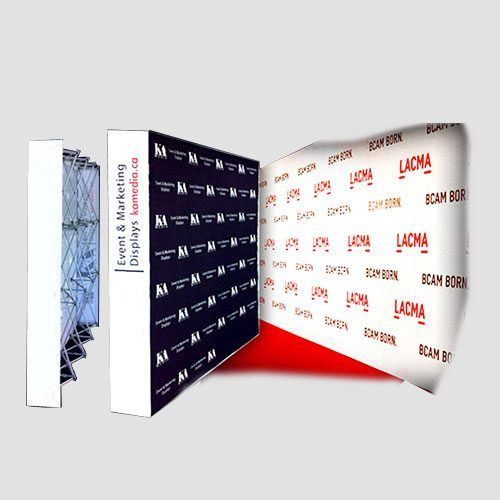 Image of step & repeat prints, Step & repeat, Perfect Image Printing