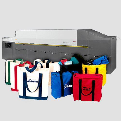 Image of Tote bags display, Tote Bag, Perfect Image Printing