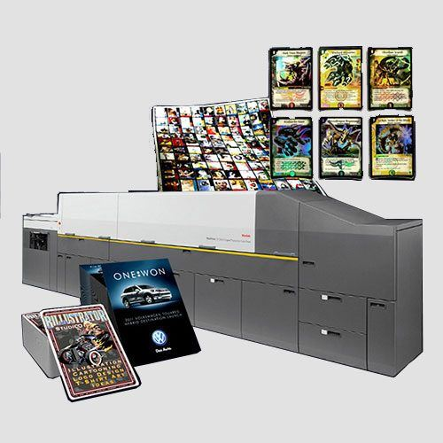 Image of trading card prints, Trading Cards, Perfect Image Printing