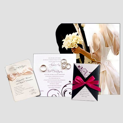 Image of wedding cards, Wedding Cards , Perfect Image Printing