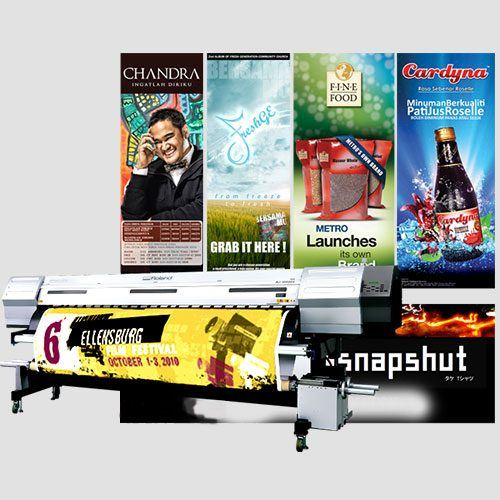 Image of banners prints, Banner, Perfect Image Printing