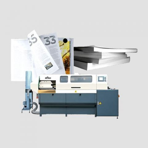 Image of printer with books, Book Publication , Perfect Image Printing