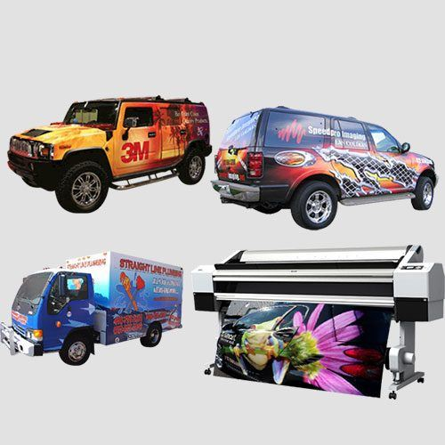 Image of car wrap prints, Car Wrap, Perfect Image Printing