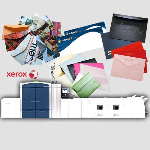 Image of a display of envelope prints, Envelope, Perfect Image Printing