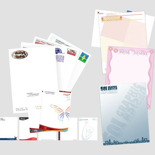 image of letter head prints, Letterhead, Perfect Image Printing