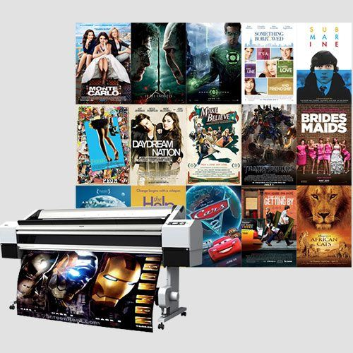 Image of posters displayed, Poster , Perfect Image Printing