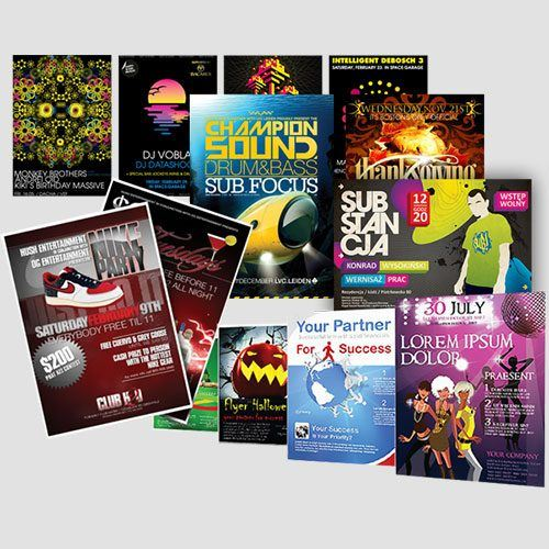 Image of Service flyers, Service Flyers, Perfect Image Printing