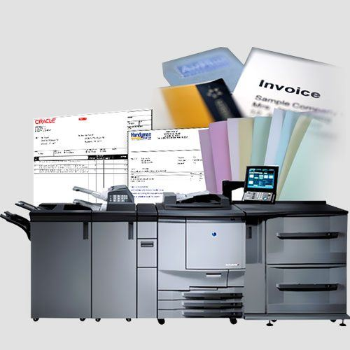 Image of display of invoices, Invoice, Perfect Image Printing