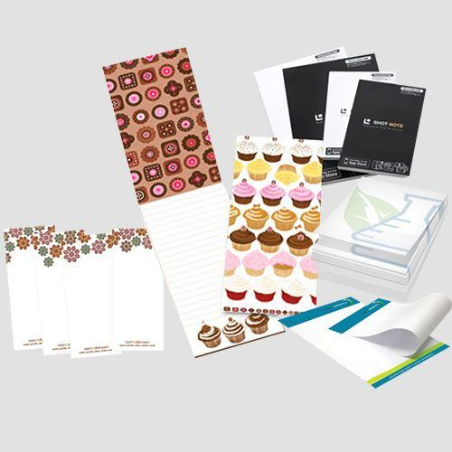 Image of notepads, Notepad , Perfect Image Printing