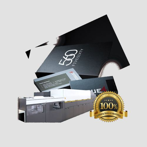 Image of Silk edge Cards, Silk Edge Card, Perfect Image Printing
