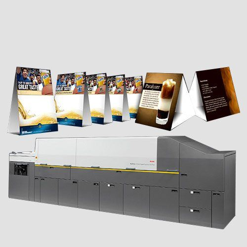 Image of table tents display, Table Tents, perfect Image Printing