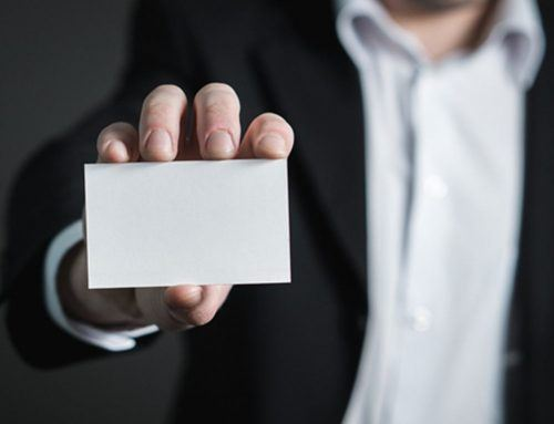 10 Reasons Why A Business Card Still Matters