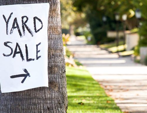 8 Tips To Have A Successful Yard Sale